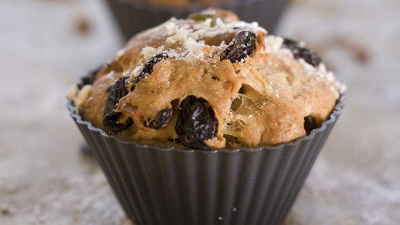 Rezept: Stollen-Muffins