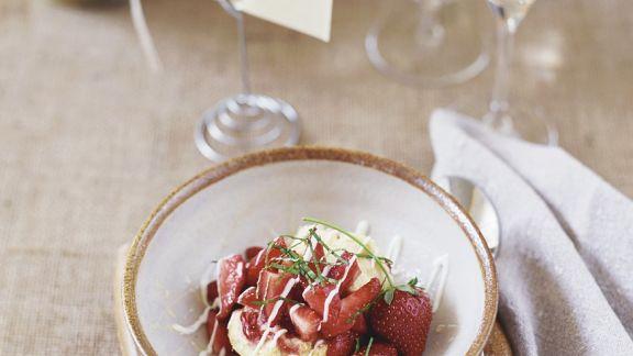 Rezept: Strawberry Shortcake