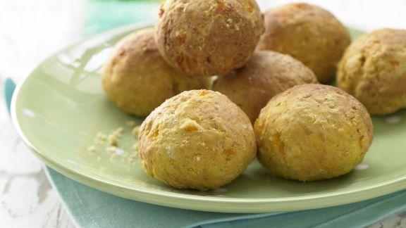 Rezept: Süße Aprikosenbrötchen