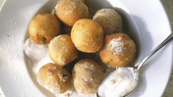 Rezept: Süße Kartoffelbällchen