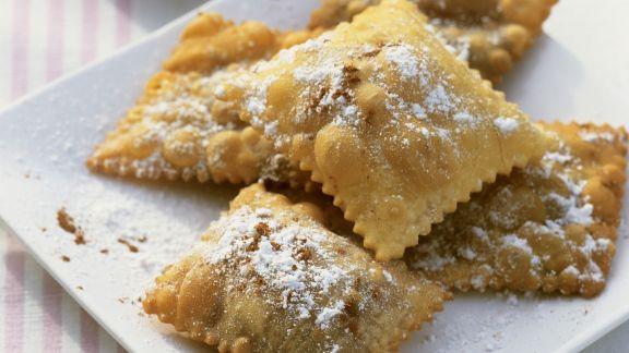 Rezept: Süße Ravioli