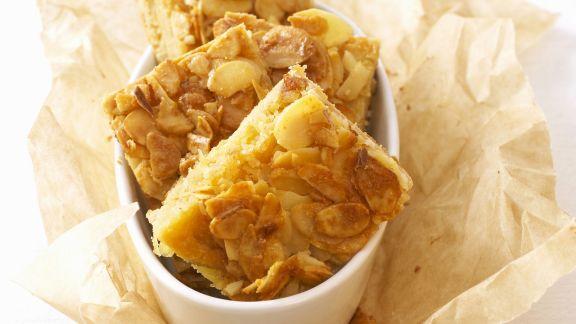 Rezept: Süßer Kartoffel-Mandel-Kuchen