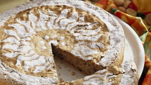 Rezept: Süßer Kürbiskuchen