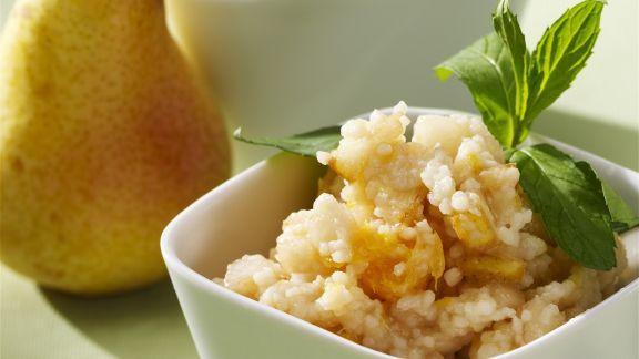 Rezept: Süßes Couscous mit Früchten
