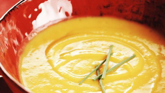 Rezept: Süßkartoffelcremesuppe
