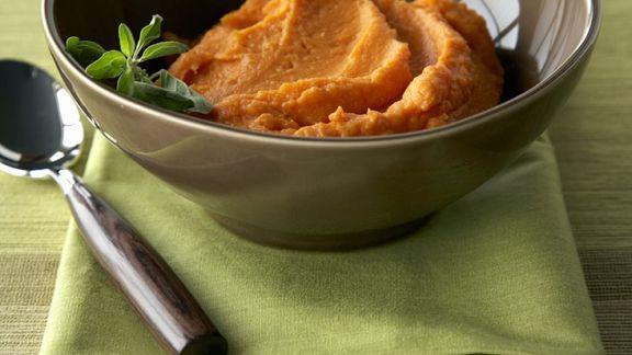 Rezept: Süßkartoffelpüree