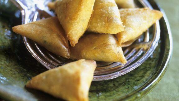 Rezept: Teigtaschen auf marokkanische Art