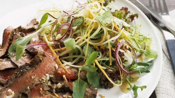 Rezept: Thai-Salat mit Rindfleisch