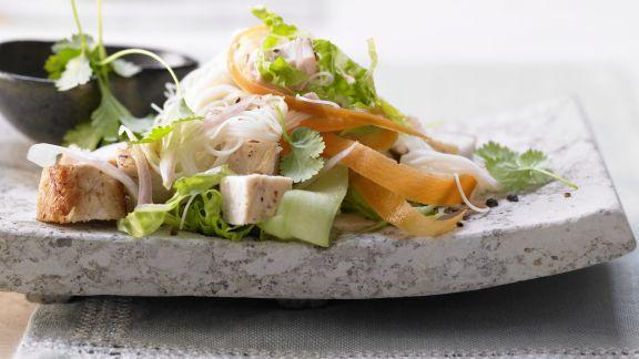 Rezept: Thailändischer Hähnchensalat
