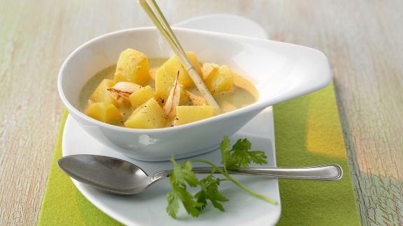 Rezept: Thailändisches Kartoffelcurry