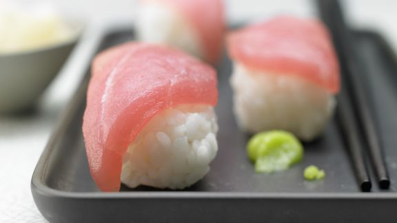 Rezept: Thunfisch-Sushi