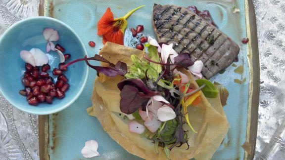 Rezept: Thunfischfilets auf algerische Art