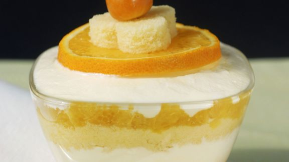Rezept: Tiramisu mit Orange