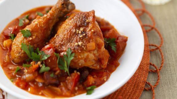Rezept: Tomaten-Hähnchen