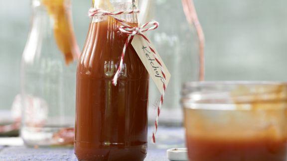Rezept: Tomaten-Ketchup