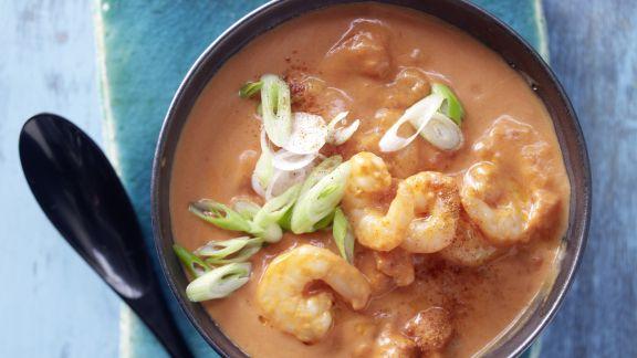 Rezept: Tomaten-Kokos-Suppe