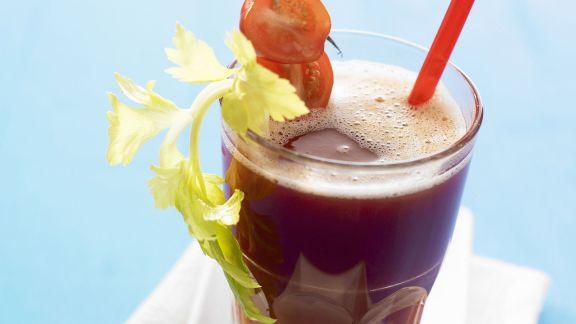 Rezept: Tomaten-Melonen-Shake