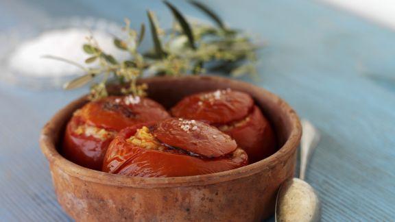 Rezept: Tomaten mit Füllung