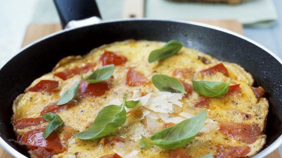 Rezept: Tomaten-Omelett