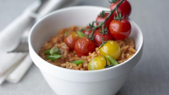 Rezept: Tomaten-Risotto