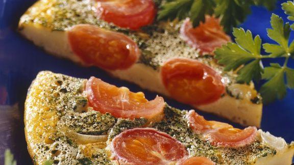 Rezept: Tomaten-Tortilla