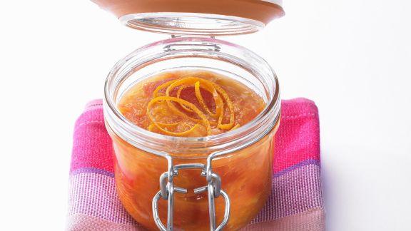 Rezept: Tomaten-Zitrus-Soße