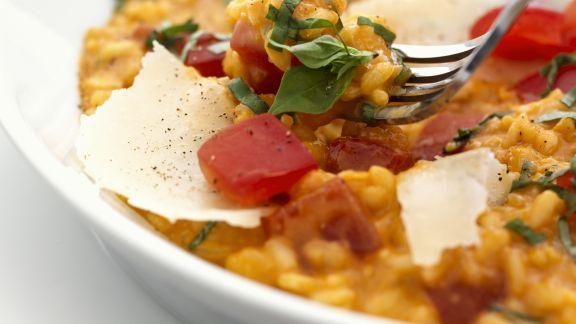 Rezept: Tomatenrisotto