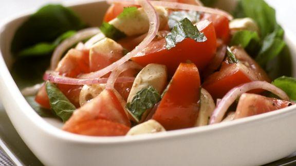Rezept: Tomatensalat