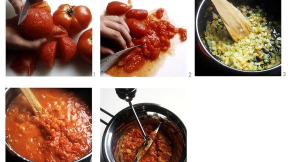 Rezept: Tomatensalsa
