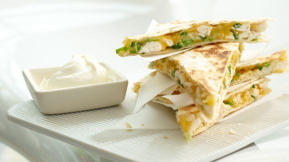 Rezept: Tortilla-Sandwichs