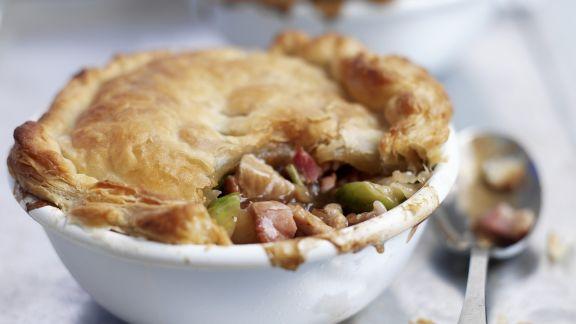 Rezept: Truthahnkuchen (Pie)