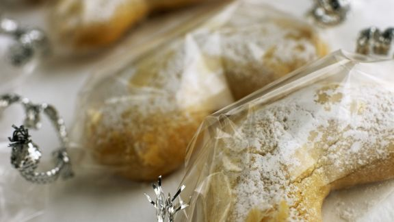 Rezept: Vanillekipferl zum Verschenken