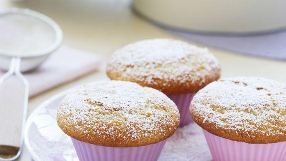 Rezept: Vanillemuffins