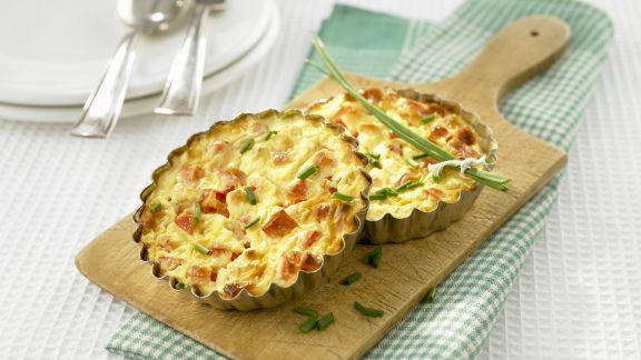 Rezept: Vegetarische Quiches