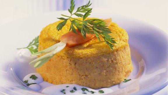 Rezept: Vegetarisches Soufflee
