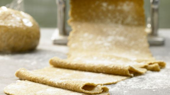Rezept: Vollkorn-Pastateig