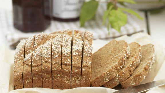 Rezept: Vollkornbrot auf irische Art