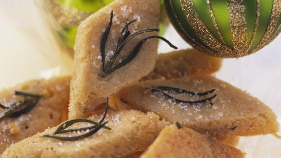 Rezept: Weihnachtliche Rosmarin-Ecken