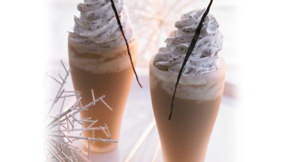 Rezept: Weihnachtlicher Mokkadrink