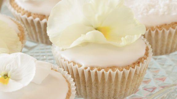 Rezept: Weiße Cupcakes