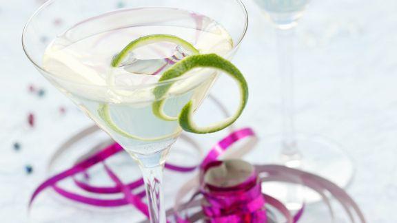 Rezept: Wermut-Gin-Drink
