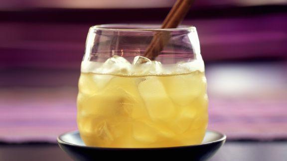 Rezept: Whisky mit Apfelsaft und Zimt