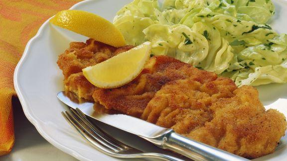 Rezept: Wiener Schnitzel