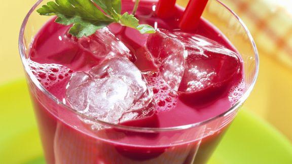 Rezept: Würziger Rote-Bete-Drink