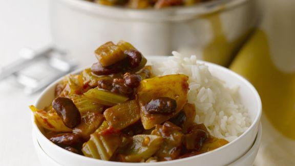 Rezept: Würziges Gemüsecurry