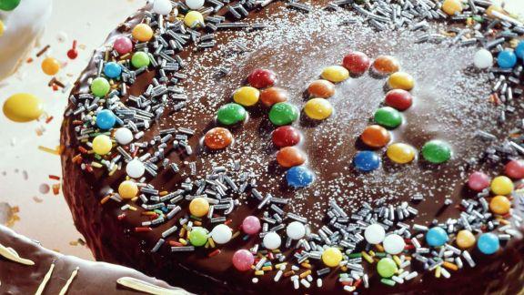 Rezept: Zahlenkuchen