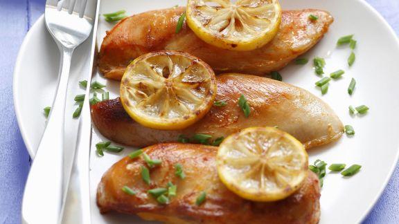 Rezept: Zitronen-Hähnchenbrust