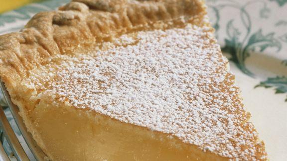 Rezept: Zitronen-Pie