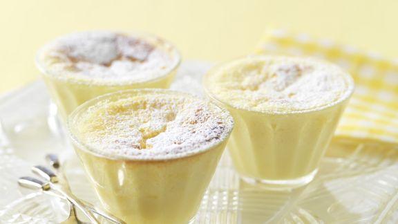 Rezept: Zitronen-Soufflés