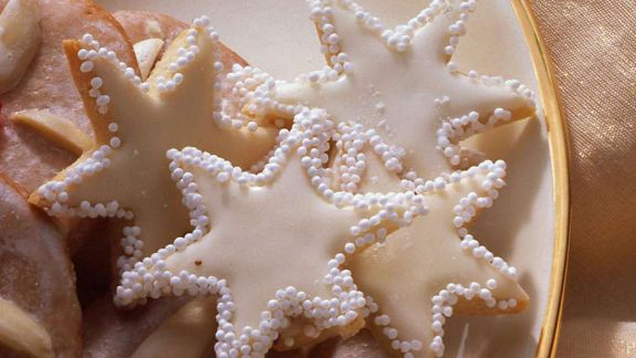 Rezept: Zitronen-Sterne